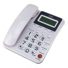 Telefon FIX, ID apelant, FSK/DTMF, calculator, calendar, memorie, alb