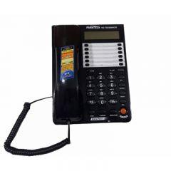 Telefon fix, Panatel, cu afisare ID Apelant, ecran LCD, memorie 500 numere, FSK/DTMF