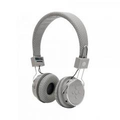 Casti Bluetooth cu microfon, FM/MP3, slot microSD, optional mod cu fir