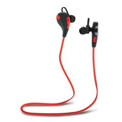 Casti cu microfon In-Ear, bluetooth 3.0, Forever BSH, rosii