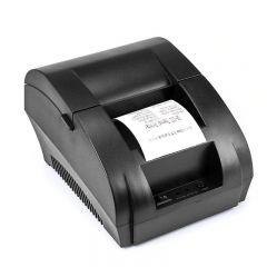 Imprimanta termica POS portabila, 58 mm, 203 DPI, USB