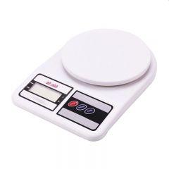 Cantar de bucatarie, ProCart, display LCD 0.6 inch, functie Tara, maxim 7 kg, g/oz, alb