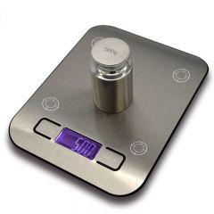 Cantar de bucatarie, ProCart, LCD, functie TARA, capacitate maxima 5 kg, oprire automata, inox