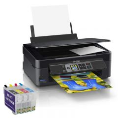Multifunctionala Epson Expression Home XP-352 cu cartuse reincarcabile T2991-T2994