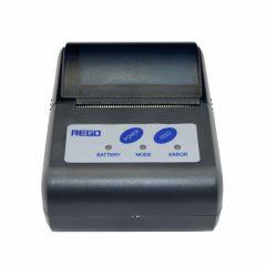 Imprimanta termica bluetooth, 48 mm, rezistenta apa, Rego RG-MTP58B