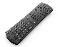 Mini wireless air mouse si tastatura full qwerty