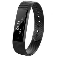 Bratara smart Bluetooth, 15 functii, Android, iOS, OLED 0.86 inch, SoVogue