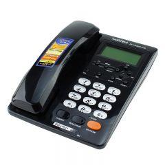 Telefon fix, 500 numere, sistem dual FSK/DTMF, calculator, ID apelant