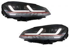 Faruri LEDriving Osram Full LED compatibil cu VW Golf 7 VII (2012-2017) Rosu GTI pentru Faruri Xenon si Pozitie Halogen