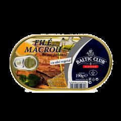 File de macrou in ulei Baltic Club 190g