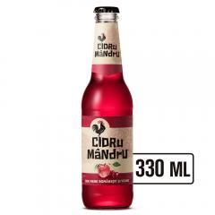 Cidru Mandru Mere si Visine 0.33L