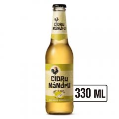 Cidru Mandru Mere 0.33L