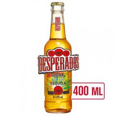 Bere cu aroma de tequila Desperados sticla 0.4L