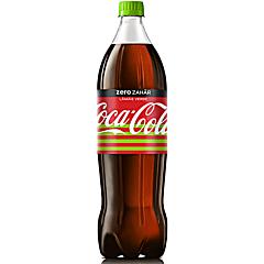Coca-Cola Lime Zero Zahar 1.25L PET