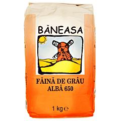 Faina alba de grau 650 PG Baneasa 1kg
