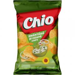 Chips cu smantana si ceapa Chio 70g