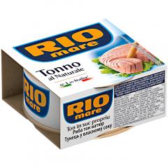 Ton in suc propriu Rio Mare 160g