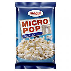 Popcorn microunde cu sare Mogyi 100g