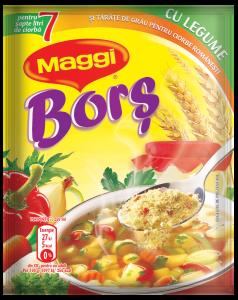 Bors cu legume Maggi 70g