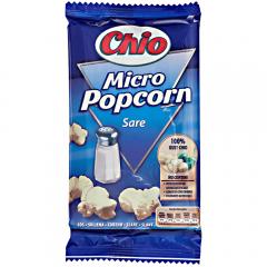 Popcorn microunde cu sare Chio 80g
