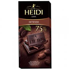 Ciocolata amaruie Heidi 80g