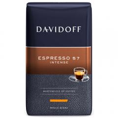 Cafea boabe Espresso 57 Intense, Davidoff 500g