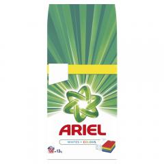 Detergent automat pudra Ariel White&Color 13 kg, 130 spalari