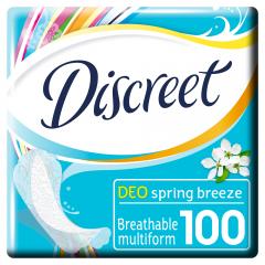 Absorbante zilnice Discreet Spring Breeze 100 buc