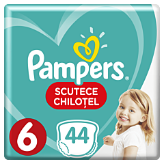 Scutece-chilotel Pampers Pants Jumbo Pack Marimea 6, 15+ kg, 44 buc