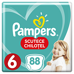 Scutece-chilotel Pampers Pants Mega Box Marimea 6, 15+ kg, 88 buc
