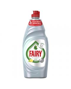 Detergent vase Platinum Lemon Fairy 650ml