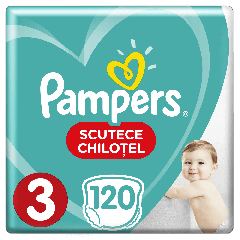 Scutece-chilotel Pampers Pants Mega Box Marimea 3, 6-11 kg, 120 buc