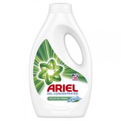 Detergent automat lichid Ariel Mountain, 20 spalari, 1,1 L