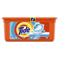 Detergent automat capsule 3in1 PODs Scent Touch, Tide, 26 spalari, 26 buc