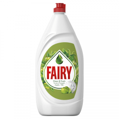 Detergent de vase Fairy Apple, 1.3l