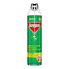 Spray gandaci si furnici cu extra precizie Baygon 400ml