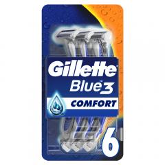 Aparat de ras de unica folosinta Gillette Blue3 6buc
