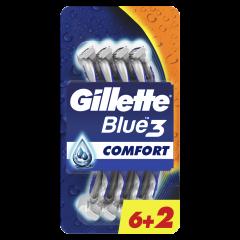 Aparat de ras de unica folosinta Gillette Blue3 Sensitive 8buc