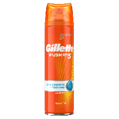 Gel de ras Gillette Fusion ProGlide Cooling 200ml