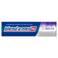 Pasta de dinti 3DWhite Vitalizing Fresh Blend-a-med 100ml