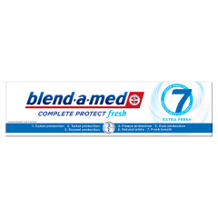 Pasta de dinti Complete Protect 7 Extra Fresh Blend-a-med 100ml