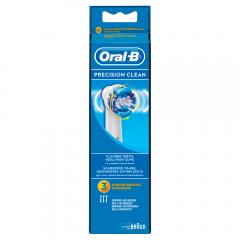 Rezerve periuta de dinti electrica Oral-B Precision Clean 3buc