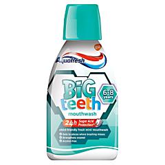 Apa de gura Aquafresh 6+ years My Big Teeth 300ml