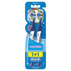 Periuta de dinti manuala Oral-B Complete 5 Way Clean 2buc