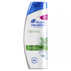 Sampon antimatreata  Menthol, pentru par gras Head&Shoulders 675 ml