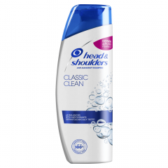 Sampon antimatreata Classic Clean, pentru par gras Head&Shoulders 225 ml