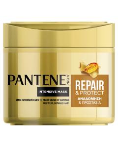 Masca pentru par subtiat si deterioarat Pantene Repair & Protect 300 ml