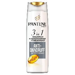 Sampon Pantene Pro-V Anti-Dandruff 3in1 300 ml