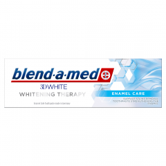 Pasta de dinti 3D Whitening Therapy Enamel Care Blend-a-med 75ml