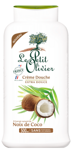 Gel de dus cu cocos Le Petit Olivier 500ml